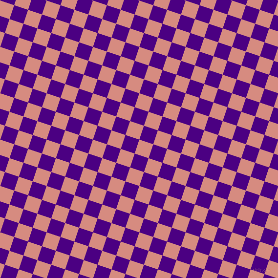 72/162 degree angle diagonal checkered chequered squares checker pattern checkers background, 30 pixel square size, , My Pink and Indigo checkers chequered checkered squares seamless tileable