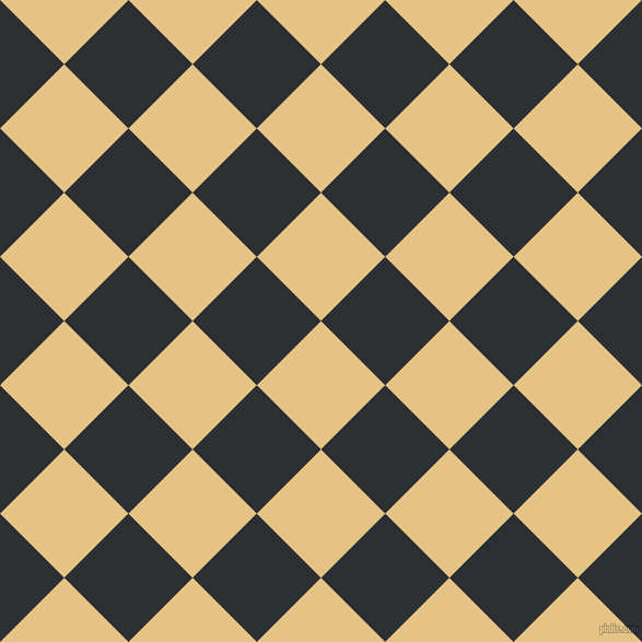 45/135 degree angle diagonal checkered chequered squares checker pattern checkers background, 83 pixel squares size, , New Orleans and Cod Grey checkers chequered checkered squares seamless tileable