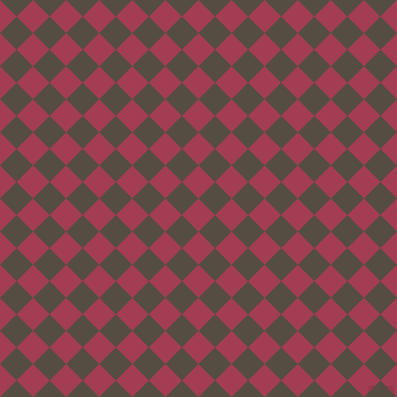 45/135 degree angle diagonal checkered chequered squares checker pattern checkers background, 34 pixel squares size, Night Shadz and Mondo checkers chequered checkered squares seamless tileable