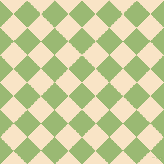 45/135 degree angle diagonal checkered chequered squares checker pattern checkers background, 64 pixel squares size, , Olivine and Derby checkers chequered checkered squares seamless tileable