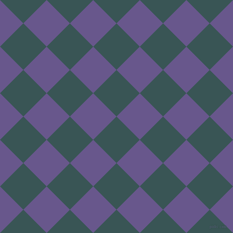 45/135 degree angle diagonal checkered chequered squares checker pattern checkers background, 68 pixel squares size, , Oracle and Butterfly Bush checkers chequered checkered squares seamless tileable