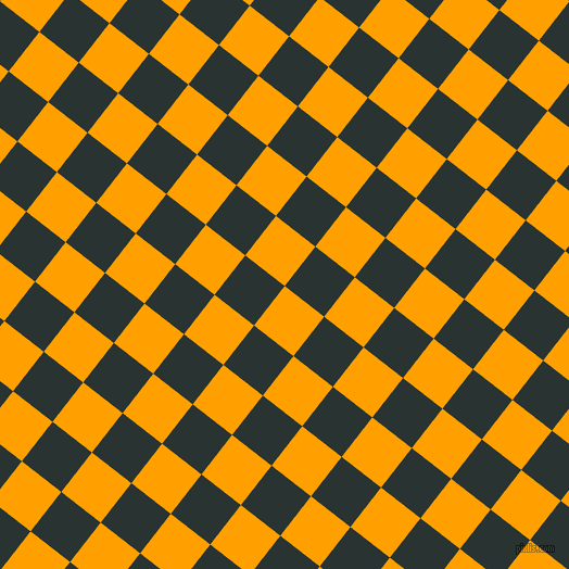 52/142 degree angle diagonal checkered chequered squares checker pattern checkers background, 46 pixel squares size, , Orange Peel and Aztec checkers chequered checkered squares seamless tileable