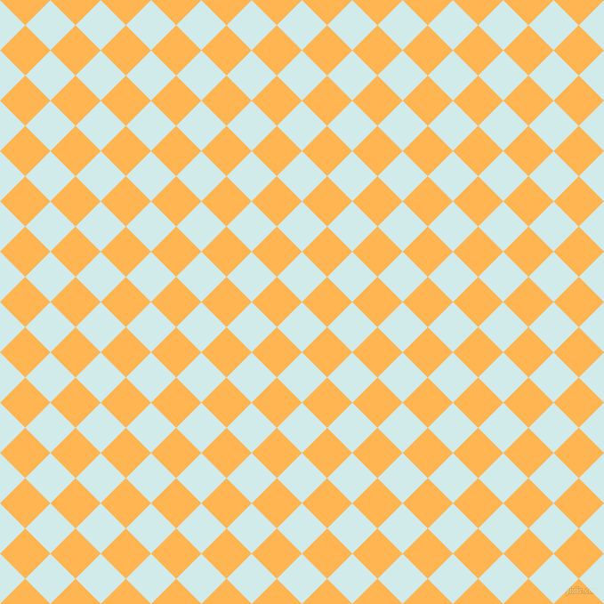 45/135 degree angle diagonal checkered chequered squares checker pattern checkers background, 40 pixel squares size, , Oyster Bay and Koromiko checkers chequered checkered squares seamless tileable
