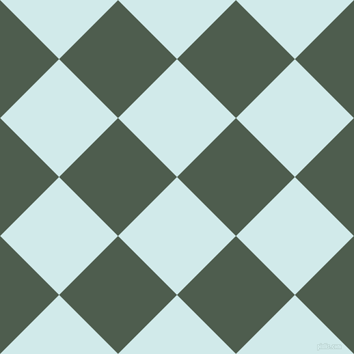 45/135 degree angle diagonal checkered chequered squares checker pattern checkers background, 122 pixel square size, , Oyster Bay and Nandor checkers chequered checkered squares seamless tileable