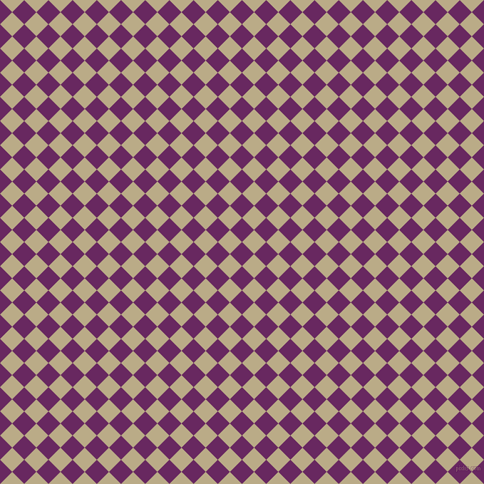 45/135 degree angle diagonal checkered chequered squares checker pattern checkers background, 24 pixel squares size, , Palatinate Purple and Pavlova checkers chequered checkered squares seamless tileable