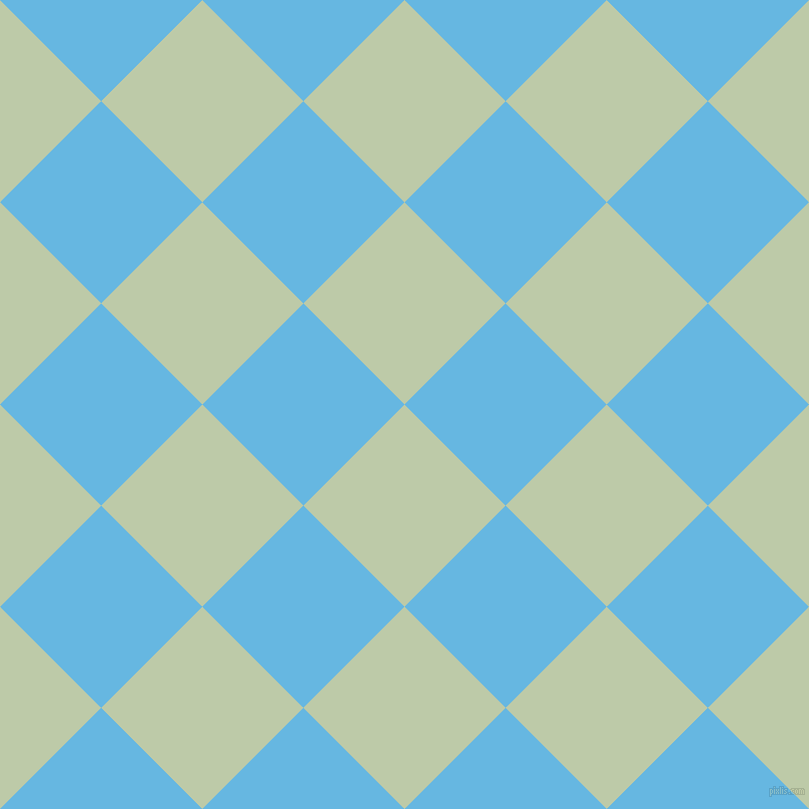 45/135 degree angle diagonal checkered chequered squares checker pattern checkers background, 143 pixel square size, , Pale Leaf and Malibu checkers chequered checkered squares seamless tileable