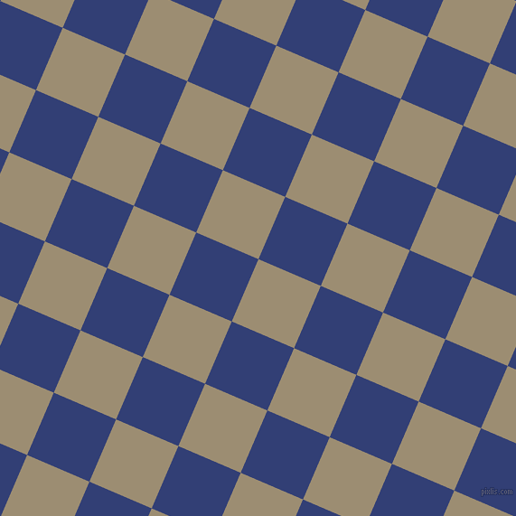 67/157 degree angle diagonal checkered chequered squares checker pattern checkers background, 75 pixel squares size, , Pale Oyster and Resolution Blue checkers chequered checkered squares seamless tileable