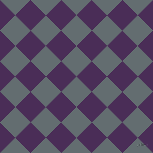 45/135 degree angle diagonal checkered chequered squares checker pattern checkers background, 70 pixel squares size, , Pale Sky and Scarlet Gum checkers chequered checkered squares seamless tileable