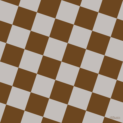 72/162 degree angle diagonal checkered chequered squares checker pattern checkers background, 67 pixel squares size, , Pale Slate and Antique Brass checkers chequered checkered squares seamless tileable