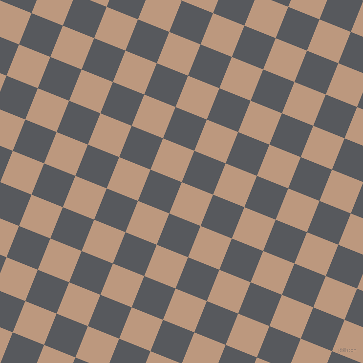 68/158 degree angle diagonal checkered chequered squares checker pattern checkers background, 69 pixel square size, , Pale Taupe and Bright Grey checkers chequered checkered squares seamless tileable