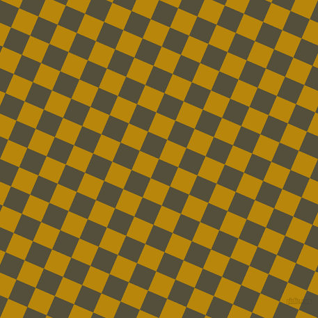 67/157 degree angle diagonal checkered chequered squares checker pattern checkers background, 30 pixel squares size, , Panda and Dark Goldenrod checkers chequered checkered squares seamless tileable