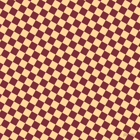 61/151 degree angle diagonal checkered chequered squares checker pattern checkers background, 22 pixel square size, , Paprika and Caramel checkers chequered checkered squares seamless tileable