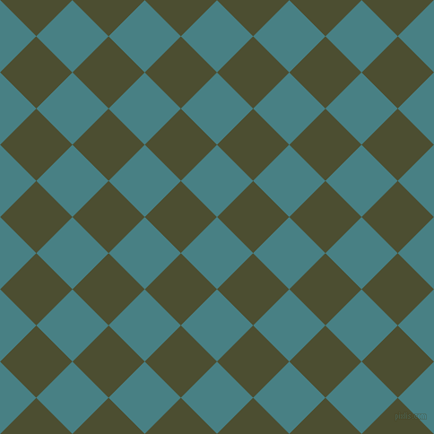 45/135 degree angle diagonal checkered chequered squares checker pattern checkers background, 57 pixel squares size, , Paradiso and Waiouru checkers chequered checkered squares seamless tileable