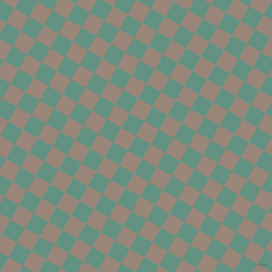 60/150 degree angle diagonal checkered chequered squares checker pattern checkers background, 54 pixel square size, , Patina and Almond Frost checkers chequered checkered squares seamless tileable