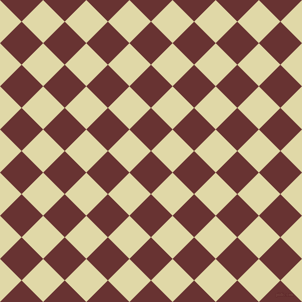 45/135 degree angle diagonal checkered chequered squares checker pattern checkers background, 62 pixel squares size, , Persian Plum and Mint Julep checkers chequered checkered squares seamless tileable