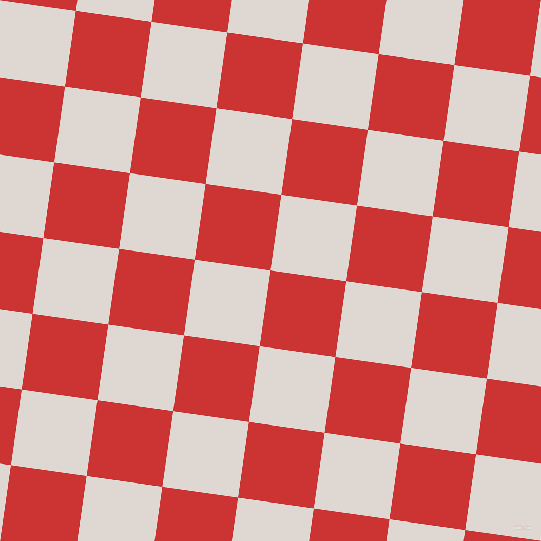 82/172 degree angle diagonal checkered chequered squares checker pattern checkers background, 149 pixel squares size, , Persian Red and Bon Jour checkers chequered checkered squares seamless tileable