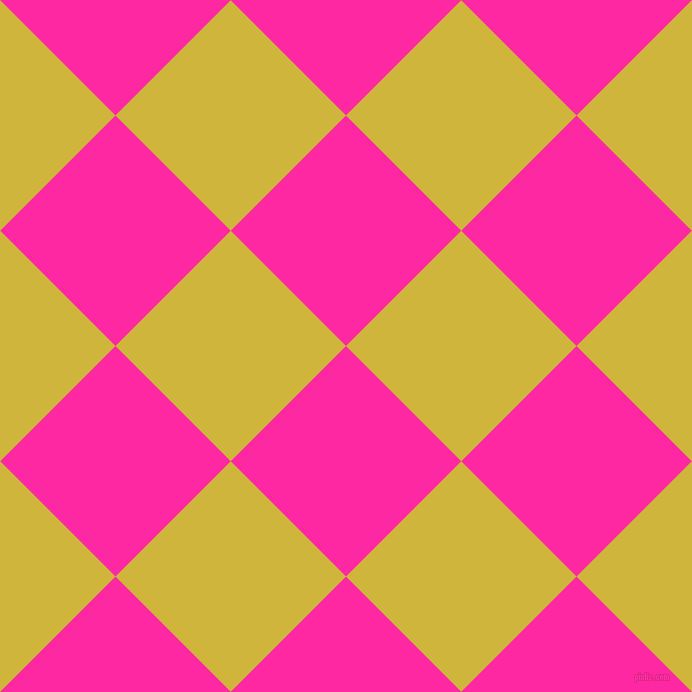 45/135 degree angle diagonal checkered chequered squares checker pattern checkers background, 163 pixel square size, , Persian Rose and Old Gold checkers chequered checkered squares seamless tileable