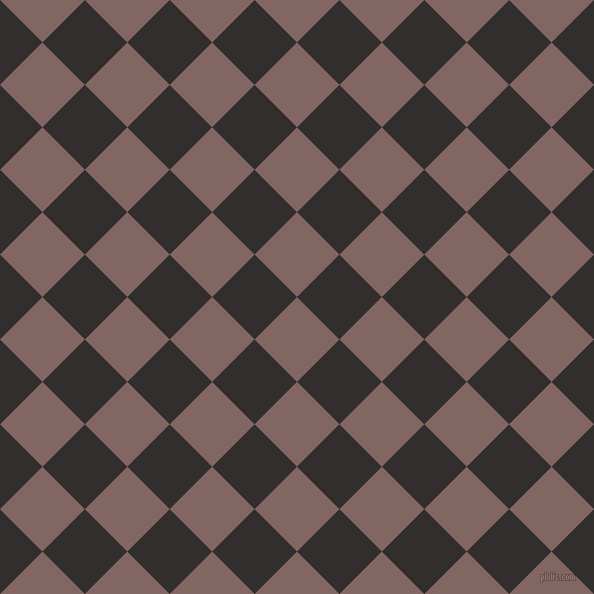 45/135 degree angle diagonal checkered chequered squares checker pattern checkers background, 60 pixel squares size, , Pharlap and Night Rider checkers chequered checkered squares seamless tileable