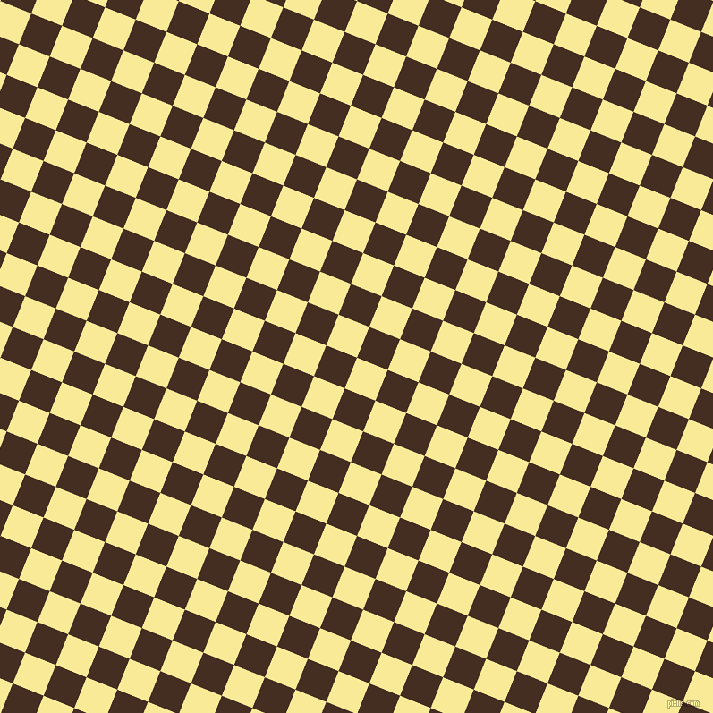 68/158 degree angle diagonal checkered chequered squares checker pattern checkers background, 37 pixel squares size, , Picasso and Morocco Brown checkers chequered checkered squares seamless tileable