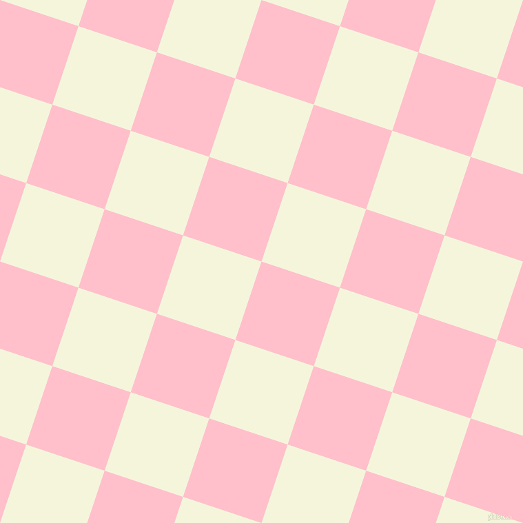 72/162 degree angle diagonal checkered chequered squares checker pattern checkers background, 120 pixel square size, , Pink and Beige checkers chequered checkered squares seamless tileable