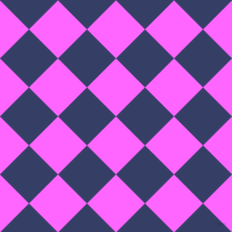 45/135 degree angle diagonal checkered chequered squares checker pattern checkers background, 139 pixel square size, , Pink Flamingo and Bay Of Many checkers chequered checkered squares seamless tileable
