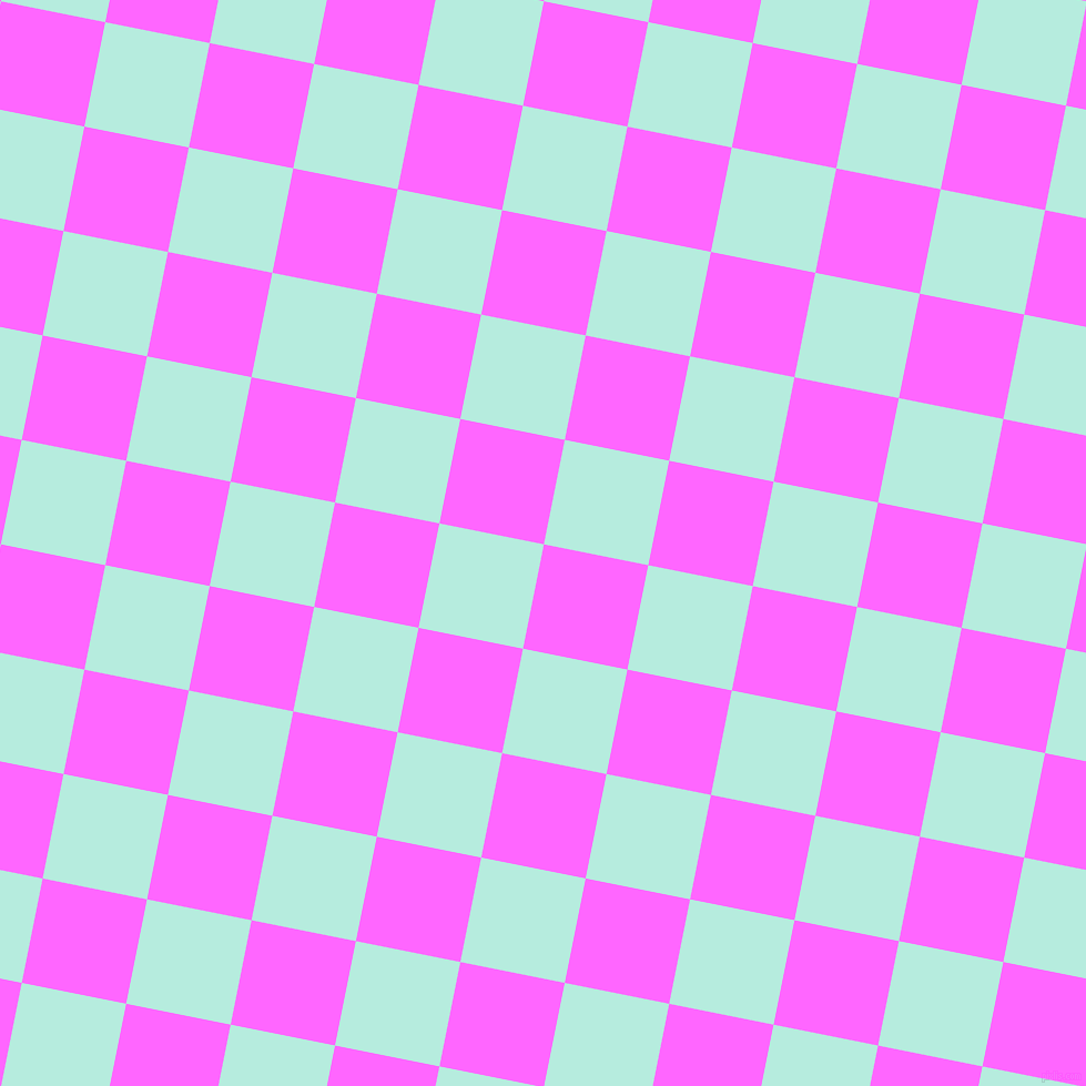 79/169 degree angle diagonal checkered chequered squares checker pattern checkers background, 96 pixel squares size, , Pink Flamingo and Water Leaf checkers chequered checkered squares seamless tileable