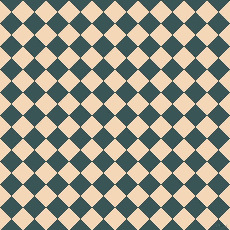 45/135 degree angle diagonal checkered chequered squares checker pattern checkers background, 52 pixel square size, , Pink Lady and Oracle checkers chequered checkered squares seamless tileable