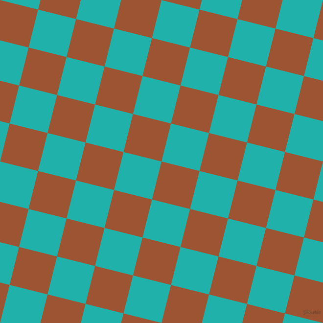 76/166 degree angle diagonal checkered chequered squares checker pattern checkers background, 80 pixel squares size, , Piper and Light Sea Green checkers chequered checkered squares seamless tileable