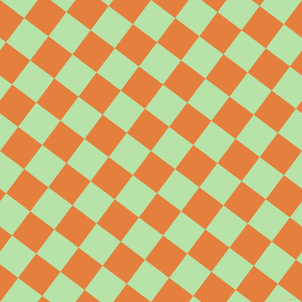 53/143 degree angle diagonal checkered chequered squares checker pattern checkers background, 62 pixel squares size, , Pizazz and Madang checkers chequered checkered squares seamless tileable