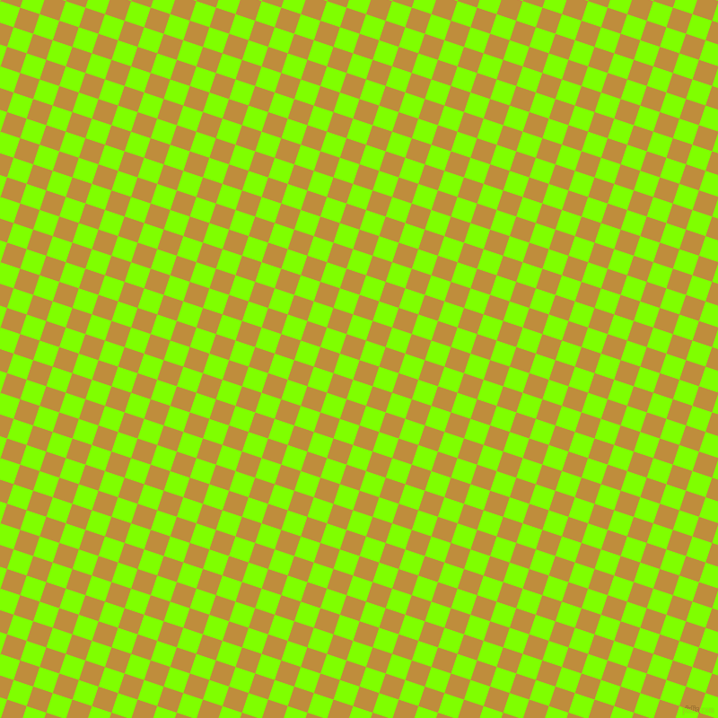 72/162 degree angle diagonal checkered chequered squares checker pattern checkers background, 23 pixel square size, , Pizza and Chartreuse checkers chequered checkered squares seamless tileable