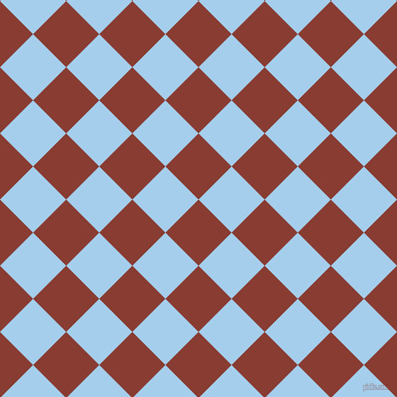 45/135 degree angle diagonal checkered chequered squares checker pattern checkers background, 66 pixel squares size, , Prairie Sand and Sail checkers chequered checkered squares seamless tileable