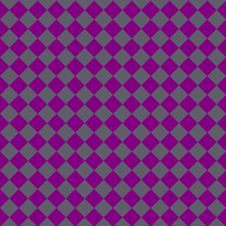 45/135 degree angle diagonal checkered chequered squares checker pattern checkers background, 26 pixel squares size, , Purple and Smoky checkers chequered checkered squares seamless tileable