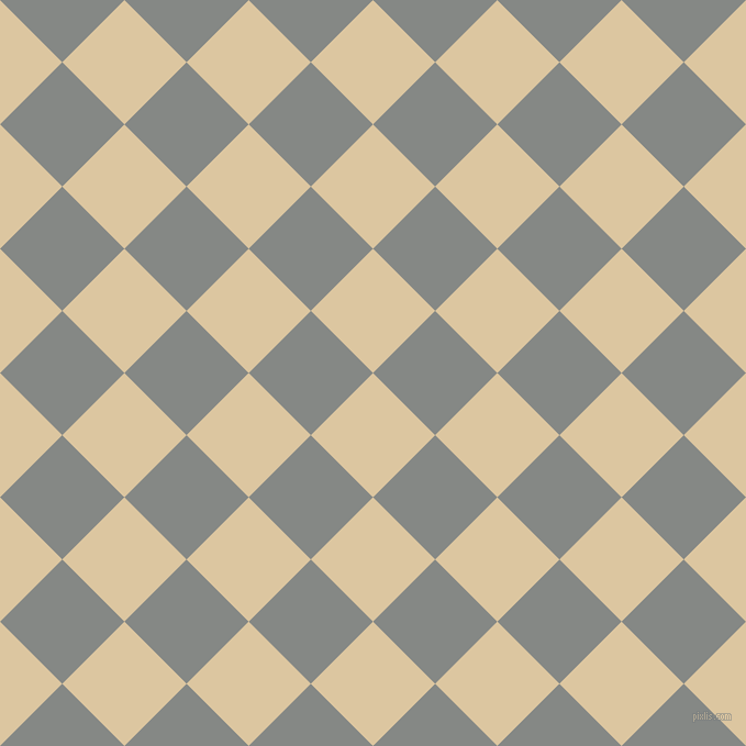 45/135 degree angle diagonal checkered chequered squares checker pattern checkers background, 80 pixel squares size, , Raffia and Stack checkers chequered checkered squares seamless tileable
