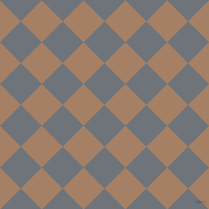 45/135 degree angle diagonal checkered chequered squares checker pattern checkers background, 99 pixel squares size, , Raven and Medium Wood checkers chequered checkered squares seamless tileable