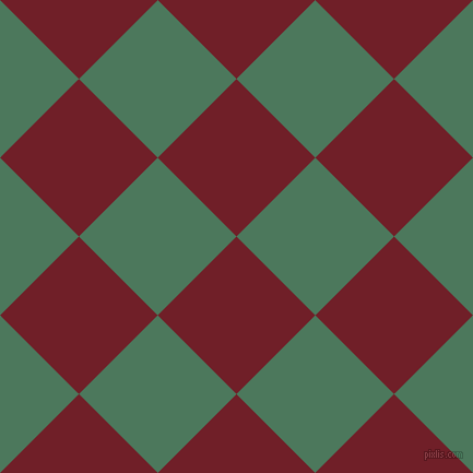 45/135 degree angle diagonal checkered chequered squares checker pattern checkers background, 102 pixel square size, , Red Berry and Como checkers chequered checkered squares seamless tileable