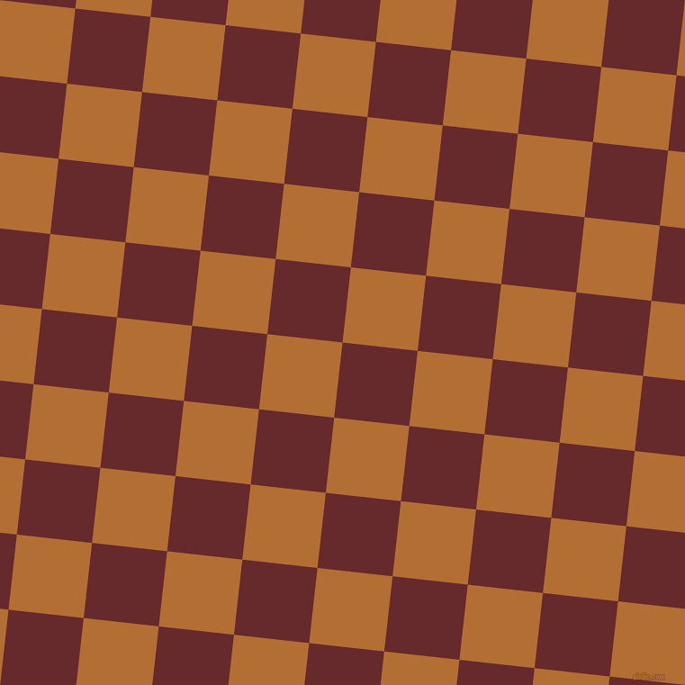84/174 degree angle diagonal checkered chequered squares checker pattern checkers background, 84 pixel squares size, , Red Devil and Reno Sand checkers chequered checkered squares seamless tileable