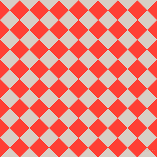 45/135 degree angle diagonal checkered chequered squares checker pattern checkers background, 45 pixel square size, , Red Orange and Swirl checkers chequered checkered squares seamless tileable