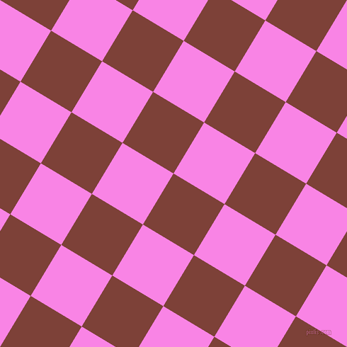 59/149 degree angle diagonal checkered chequered squares checker pattern checkers background, 84 pixel squares size, , Red Robin and Pale Magenta checkers chequered checkered squares seamless tileable