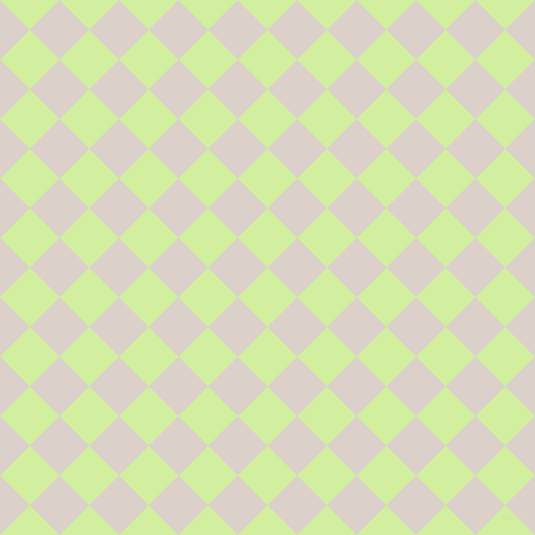 45/135 degree angle diagonal checkered chequered squares checker pattern checkers background, 60 pixel squares size, Reef and Swiss Coffee checkers chequered checkered squares seamless tileable