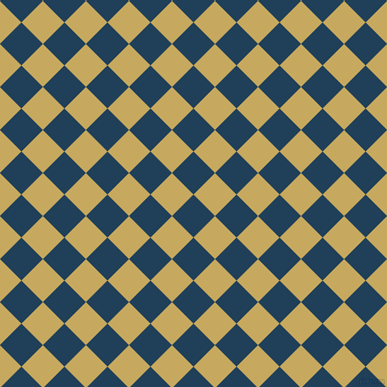 45/135 degree angle diagonal checkered chequered squares checker pattern checkers background, 43 pixel squares size, , Regal Blue and Laser checkers chequered checkered squares seamless tileable