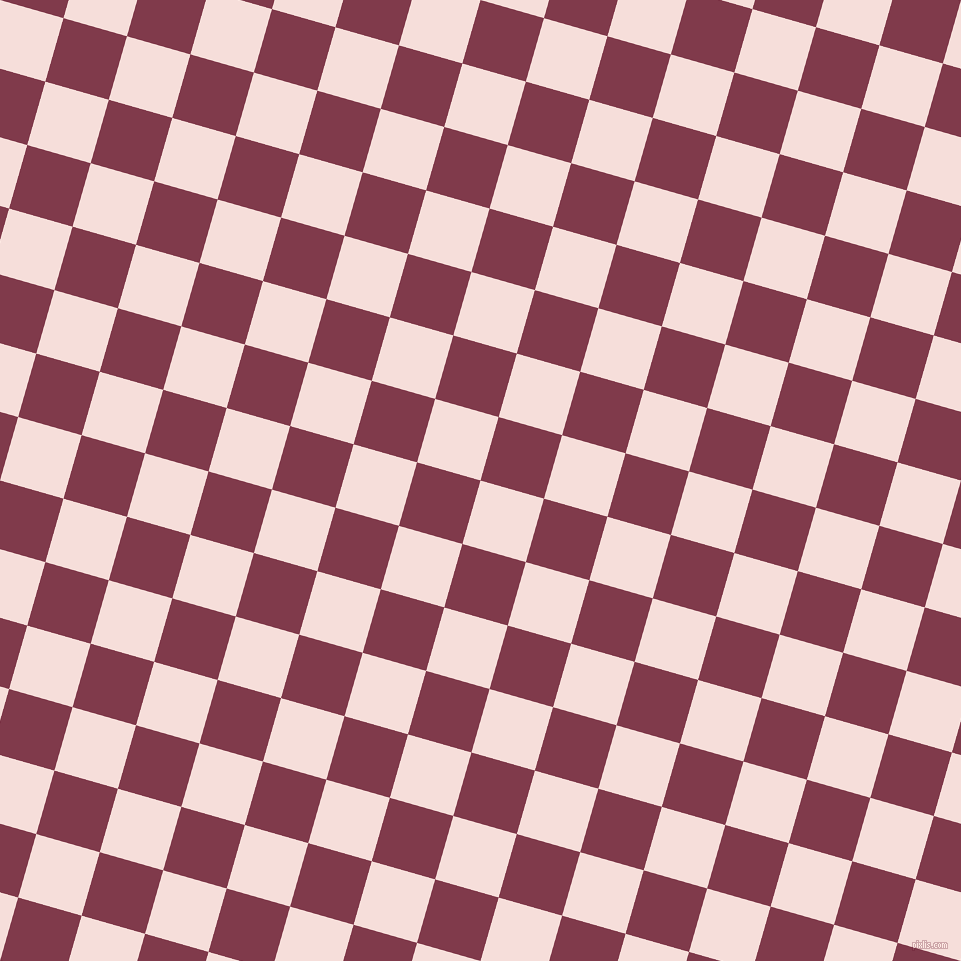 74/164 degree angle diagonal checkered chequered squares checker pattern checkers background, 66 pixel squares size, , Remy and Camelot checkers chequered checkered squares seamless tileable