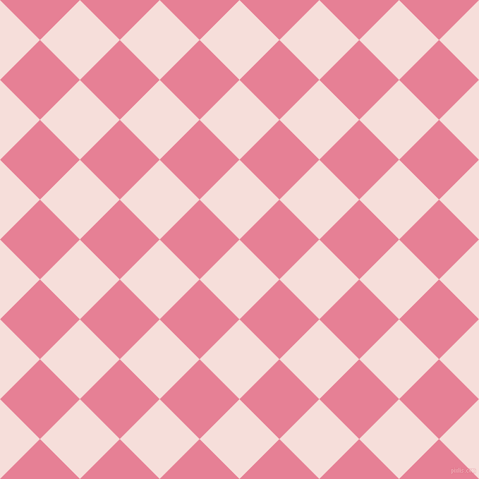 45/135 degree angle diagonal checkered chequered squares checker pattern checkers background, 80 pixel squares size, , Remy and Carissma checkers chequered checkered squares seamless tileable