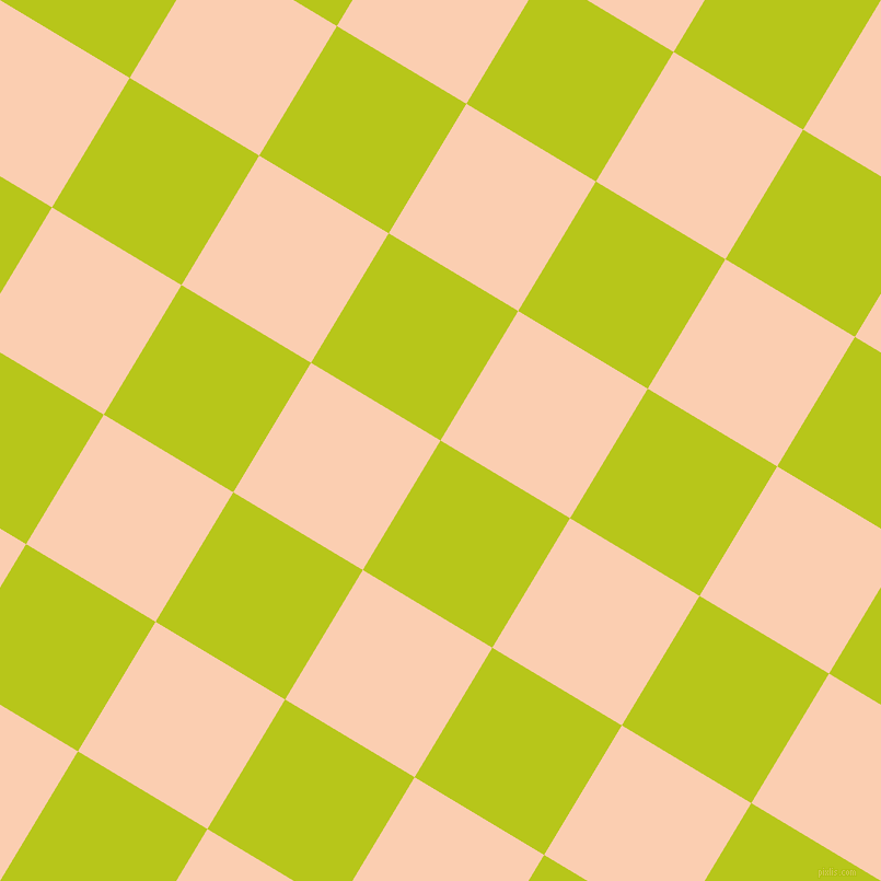 59/149 degree angle diagonal checkered chequered squares checker pattern checkers background, 138 pixel square size, , Rio Grande and Apricot checkers chequered checkered squares seamless tileable