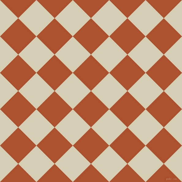 45/135 degree angle diagonal checkered chequered squares checker pattern checkers background, 84 pixel squares size, Rose Of Sharon and White Rock checkers chequered checkered squares seamless tileable