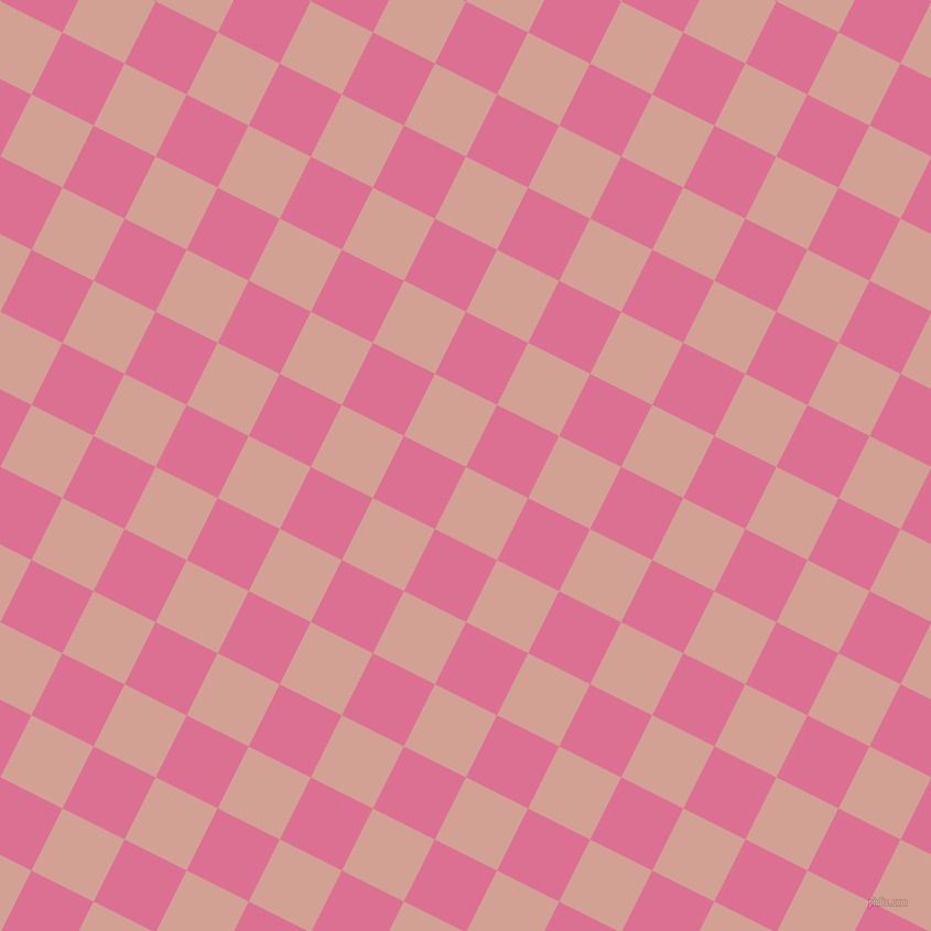 63/153 degree angle diagonal checkered chequered squares checker pattern checkers background, 63 pixel squares size, , Rose and Pale Violet Red checkers chequered checkered squares seamless tileable