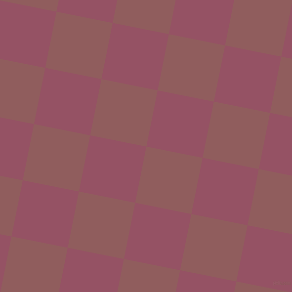 79/169 degree angle diagonal checkered chequered squares checker pattern checkers background, 116 pixel square size, , Rose Taupe and Vin Rouge checkers chequered checkered squares seamless tileable