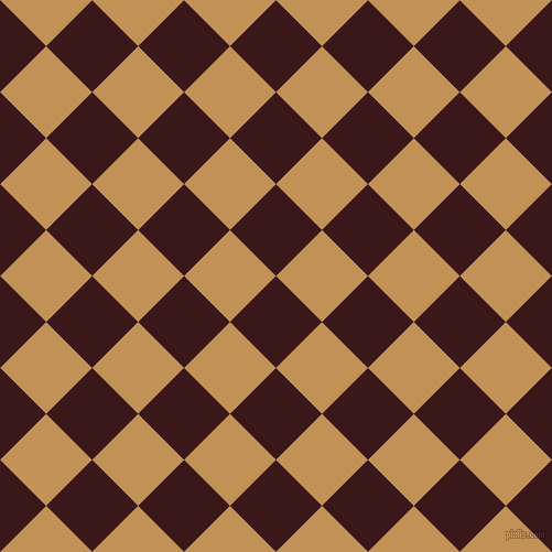 45/135 degree angle diagonal checkered chequered squares checker pattern checkers background, 59 pixel squares size, , Rustic Red and Twine checkers chequered checkered squares seamless tileable