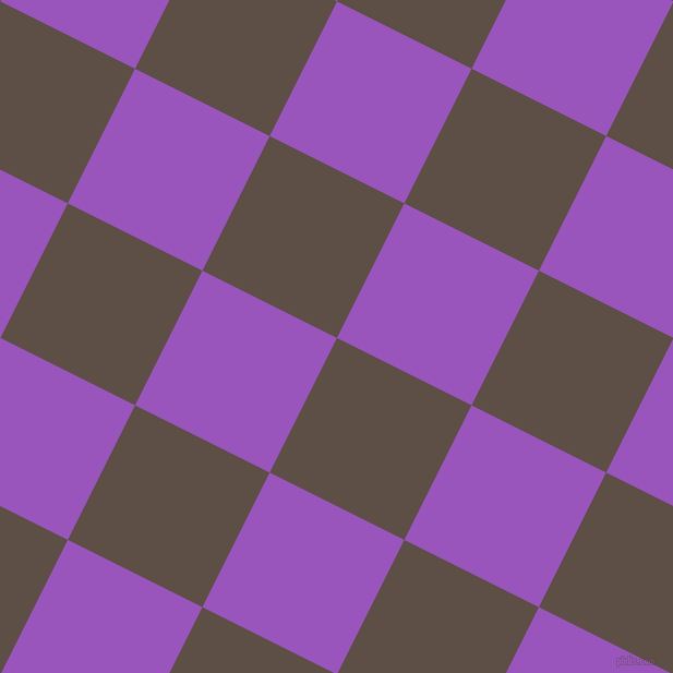 63/153 degree angle diagonal checkered chequered squares checker pattern checkers background, 138 pixel squares size, , Saddle and Deep Lilac checkers chequered checkered squares seamless tileable