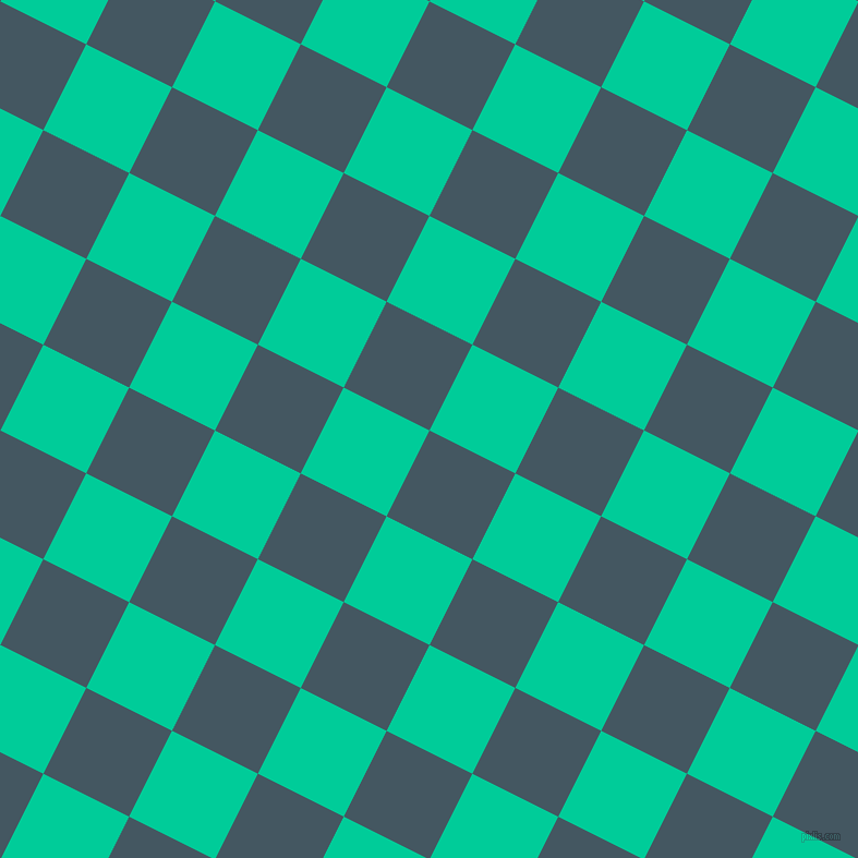 63/153 degree angle diagonal checkered chequered squares checker pattern checkers background, 88 pixel squares size, , San Juan and Caribbean Green checkers chequered checkered squares seamless tileable