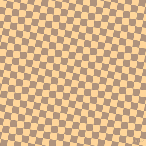 82/172 degree angle diagonal checkered chequered squares checker pattern checkers background, 23 pixel square size, , Sandrift and Caramel checkers chequered checkered squares seamless tileable
